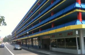 Queensgate carpark