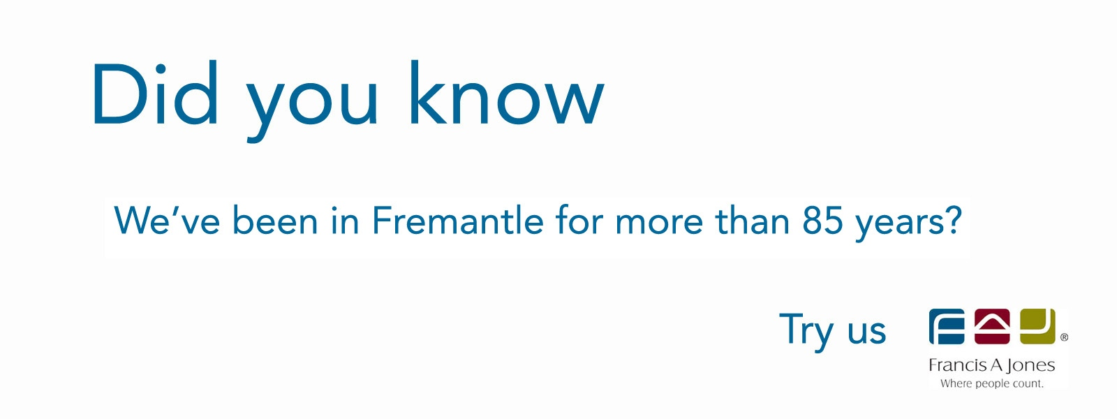 DYK-fremantle85years