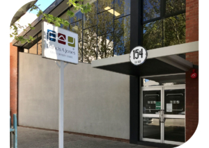 FAJ offices in High Street Fremantle